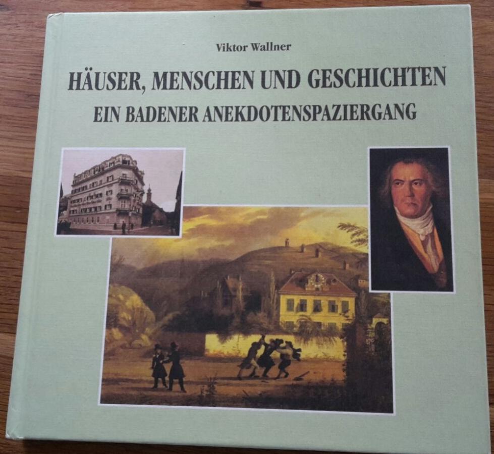 Badeneranektoten-spaziergang - Viktor Wallner