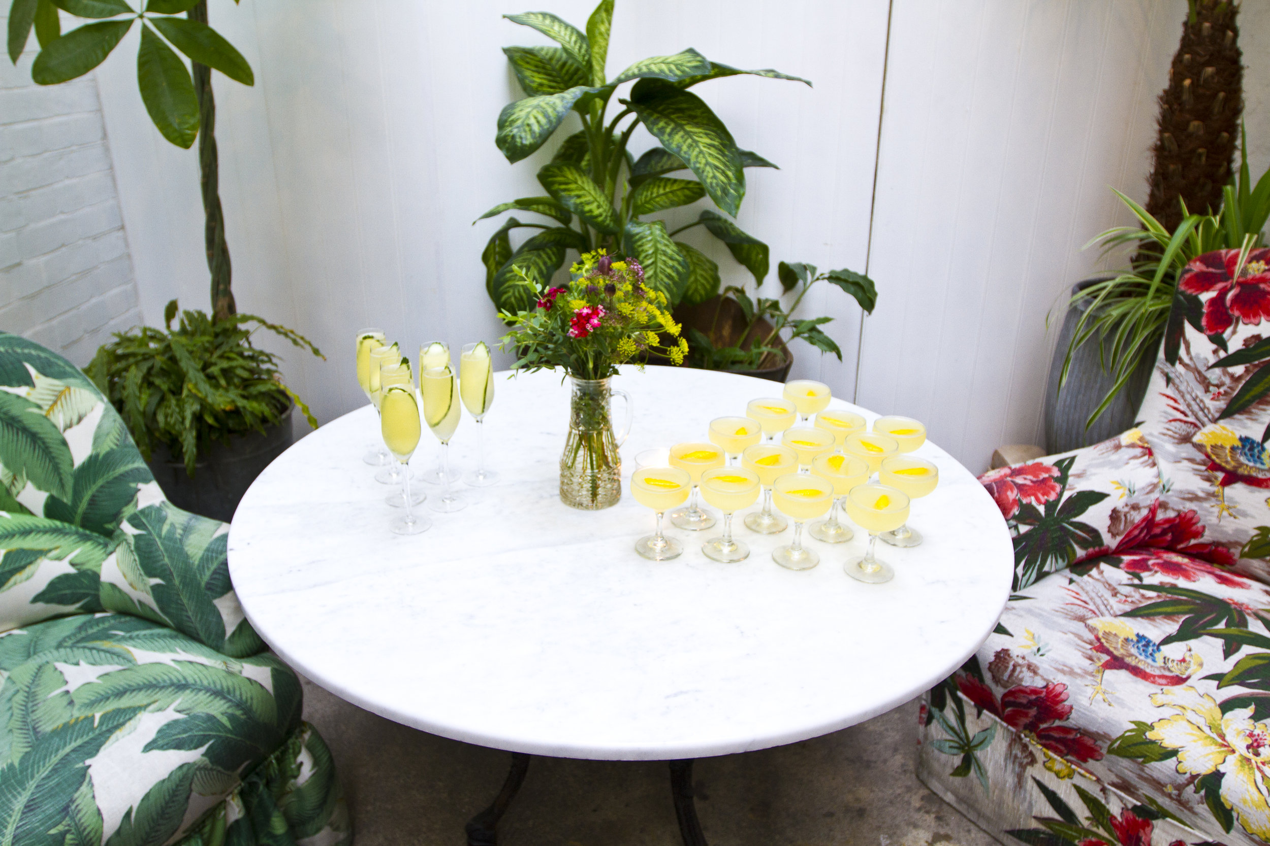 COCKTAIL & CANAPE PARTIES -