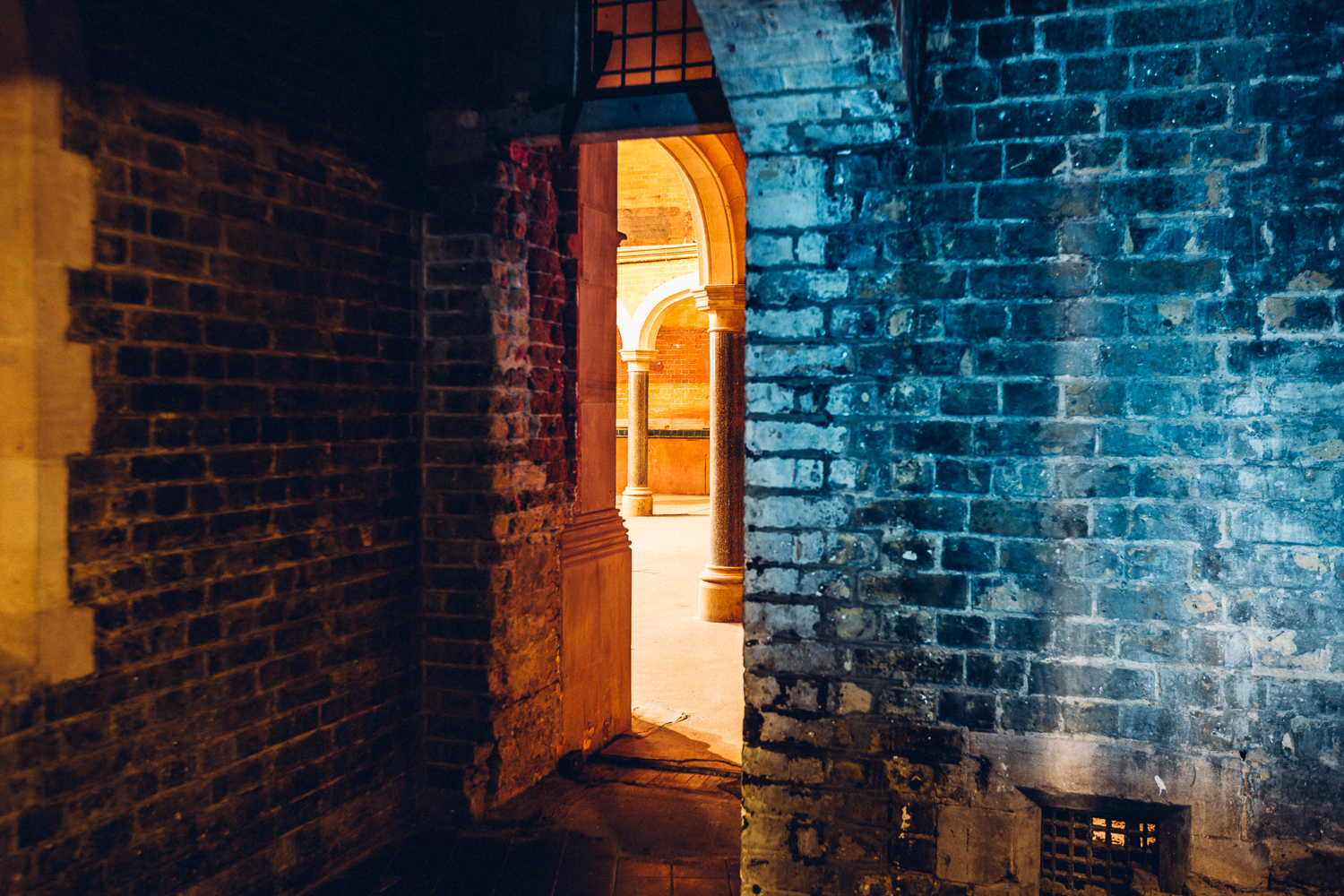 THE crypt -