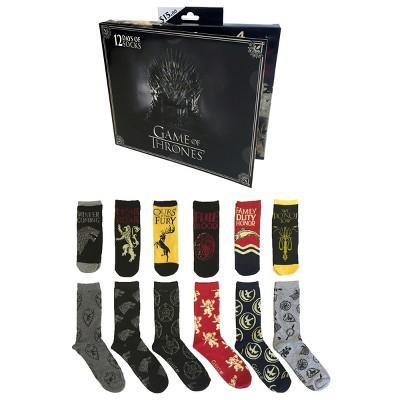 G.O.T. Sock 12 Pack