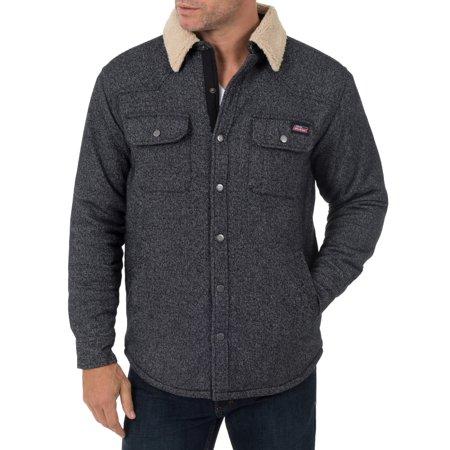 Sherpa Shirt Jacket