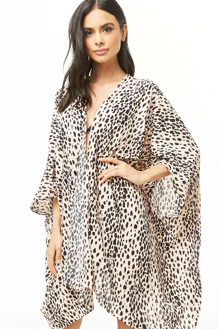 Cheetah Cover-Up