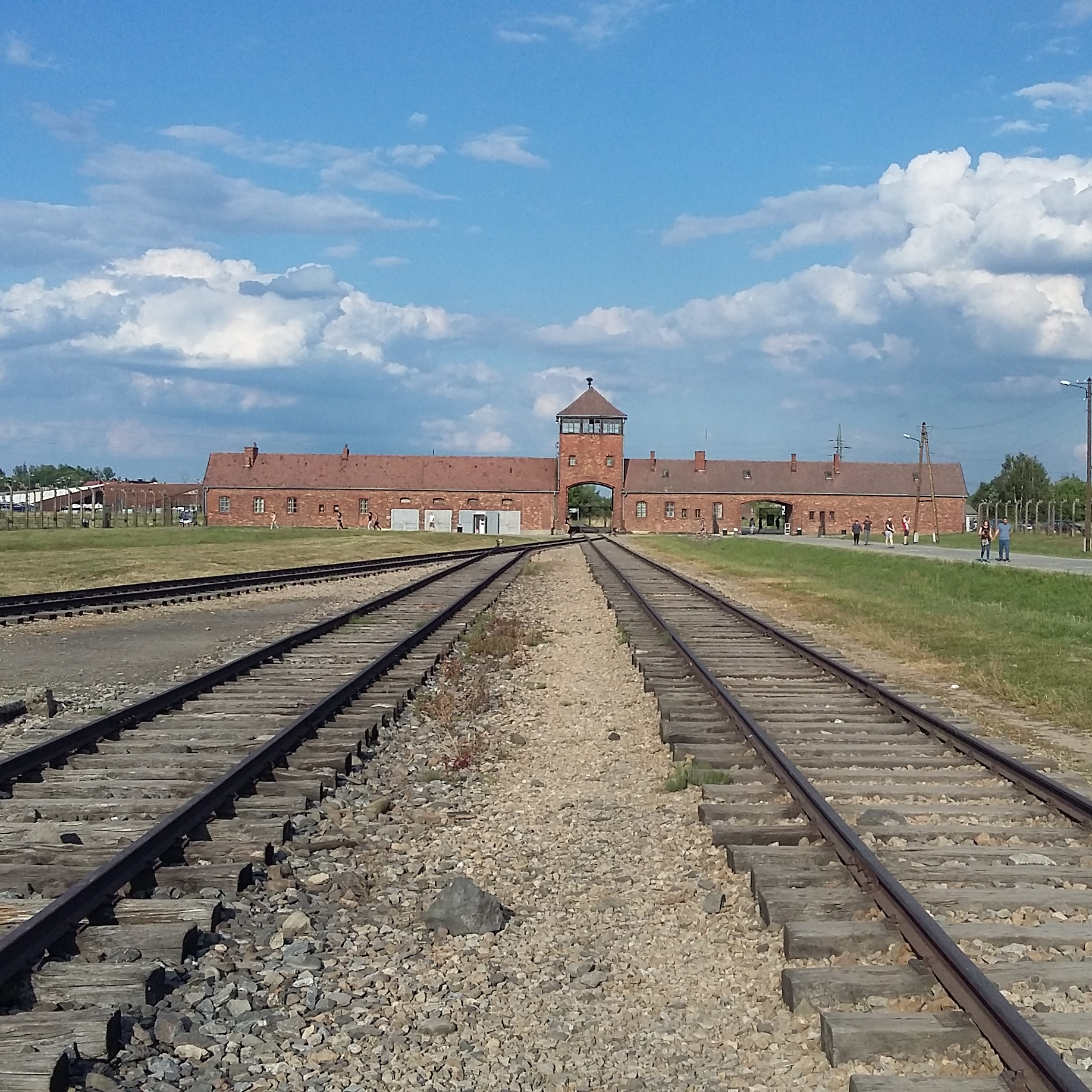 #42: visit auschwitz concentration camp -