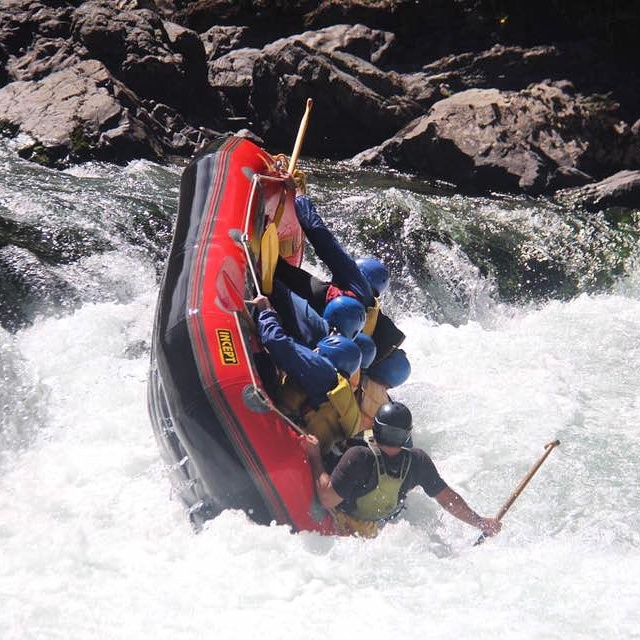 #59: go white water rafting -