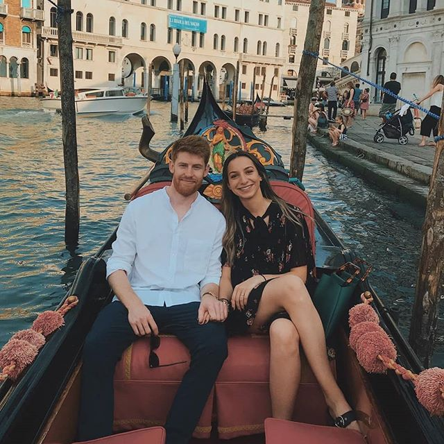 Bucket List No. 120 - Gondola Ride 🛶