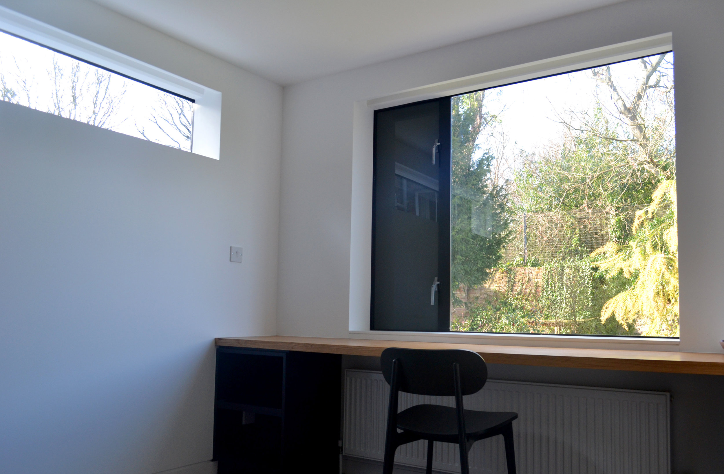 study : bedroom in new extension.jpg