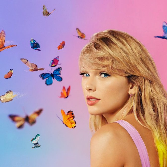 - The Lover campaign as much as any other recent Taylor Swift campaign shows consistency, authenticity and that while building fan advocacy early on is key, it's not to be forgotten later down the line.