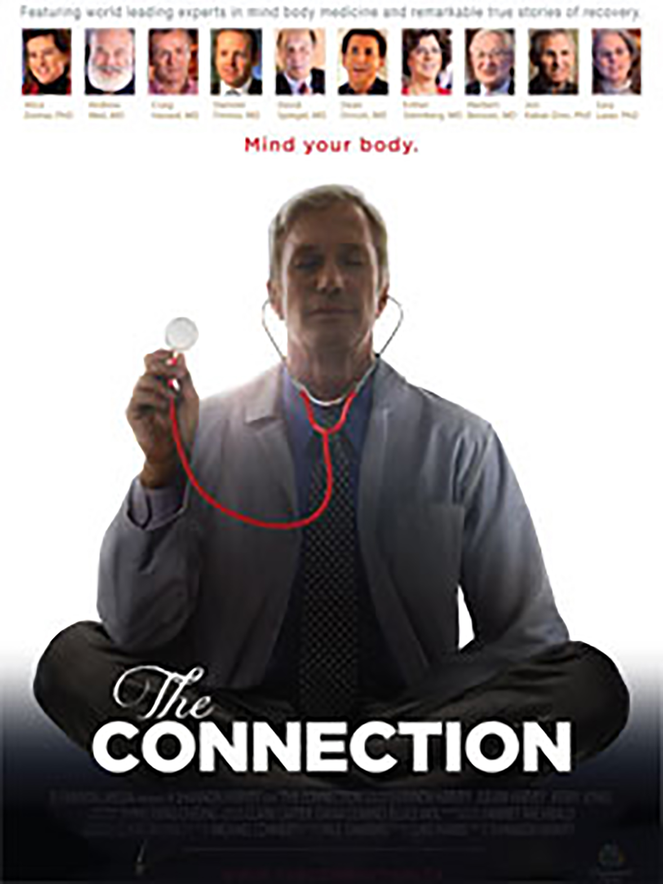 After being diagnosed with an autoimmune disease, journalist and filmmaker Shannon Harvey travelled the world in search of the missing link in healthcare. From interviewing world leading scientists to meeting people with remarkable stories of recovery from severe back pain, heart disease, infertility, cancer and multiple sclerosis, this documentary delves into the link between our mind and body.