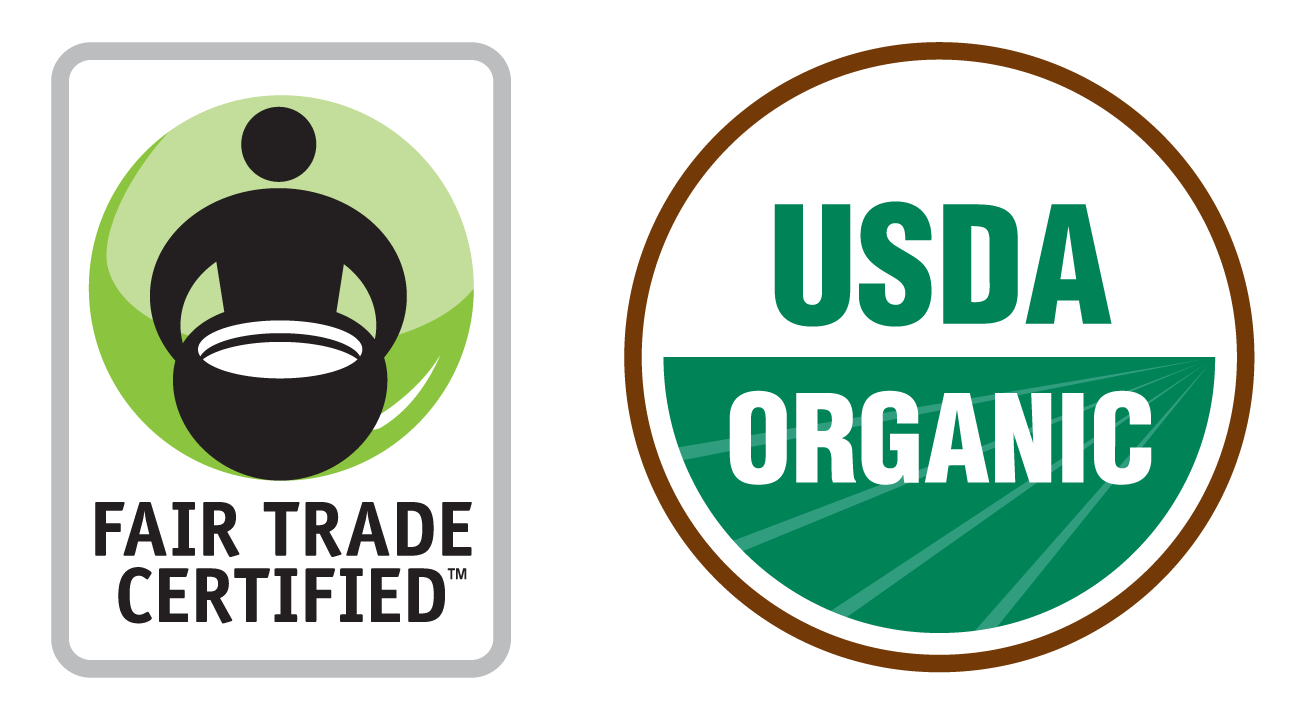 Fair Trade Certified USDA Organic