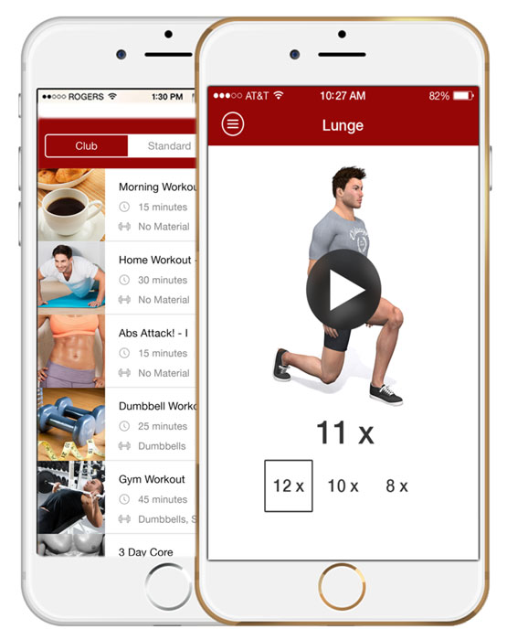 Workouts ONLY - For $20 you'll have customized workouts on your phone or computer, with access to our online portal. FREE app included to communicate with your coach, track progress, and follow along with exercise demos. Click here to learn more