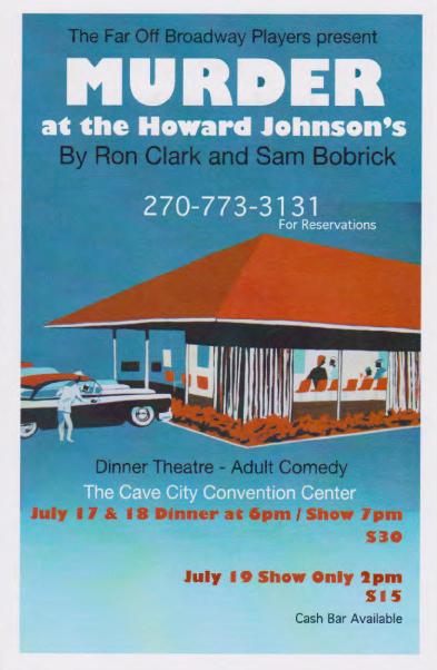 Murder At The Howard Johnsons Program Cover copy.jpg