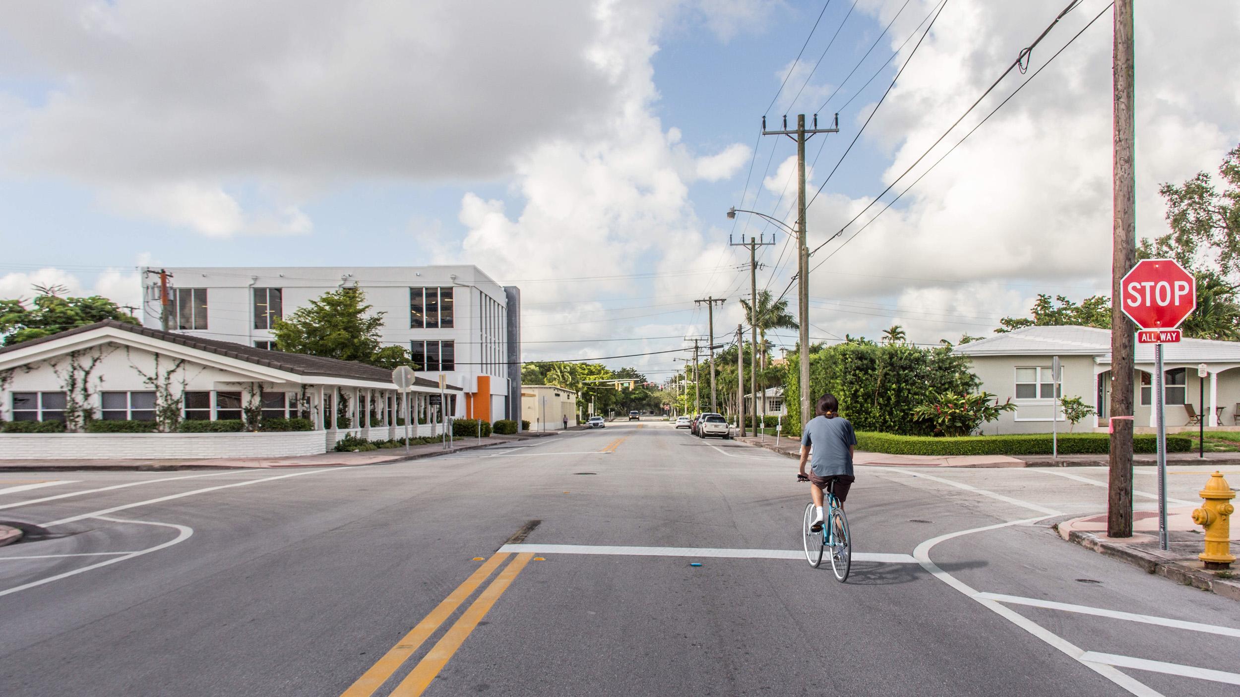 Salzedo Street - Existing Conditions