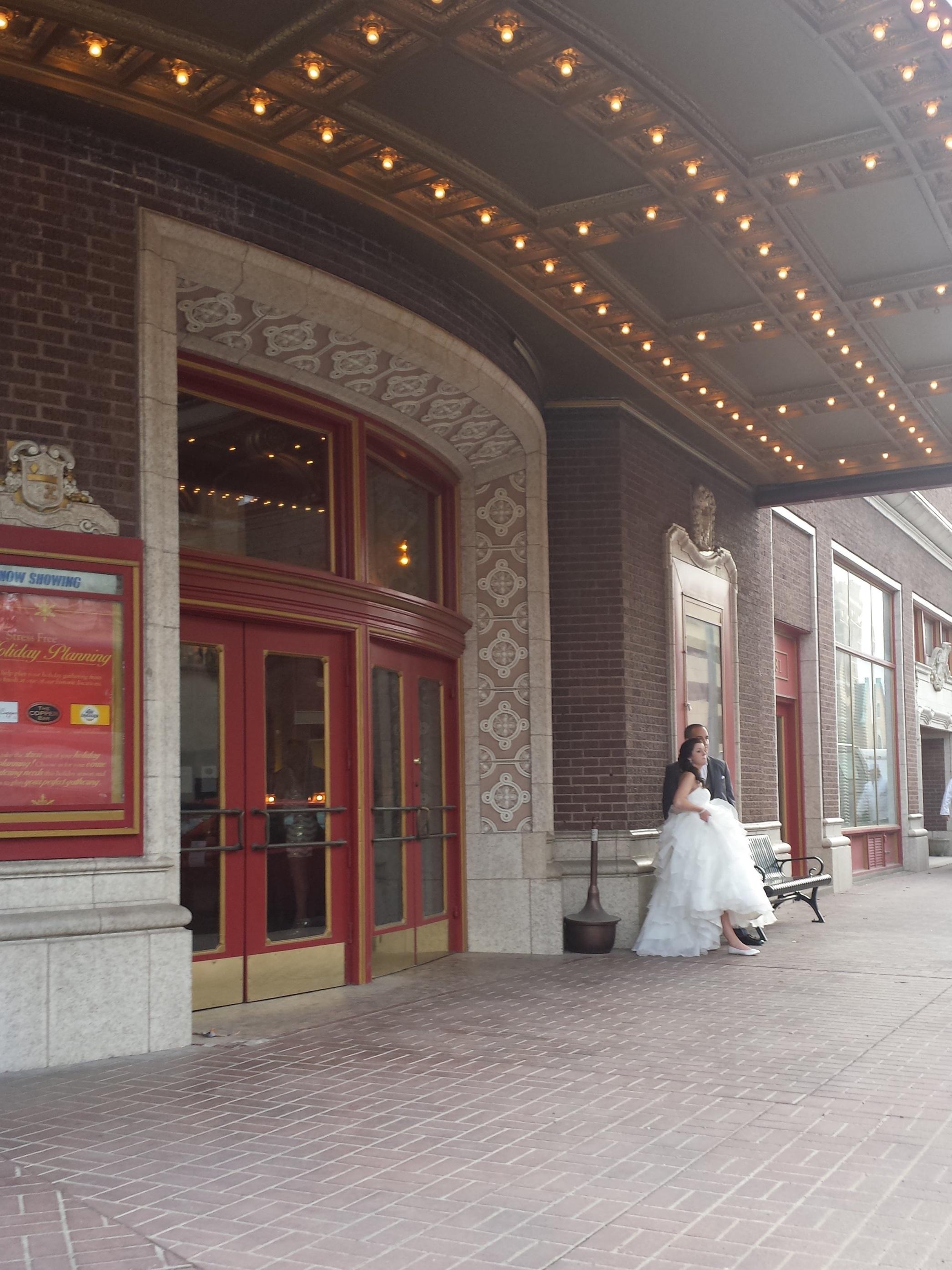 Ross and Marie Elliot Wedding