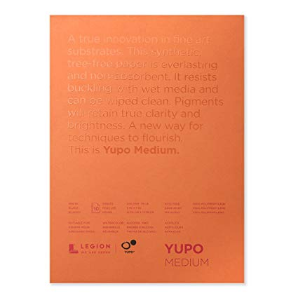 Yupo Paper - 11x14 (10 Sheets) -