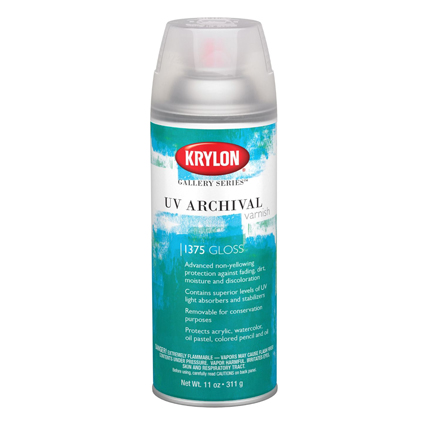 UV Archival Spray - Matte -