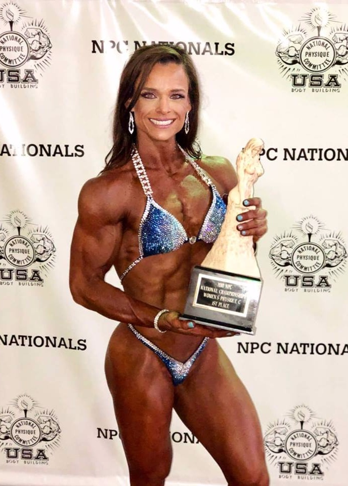 NPC 2018 National Champion WPD