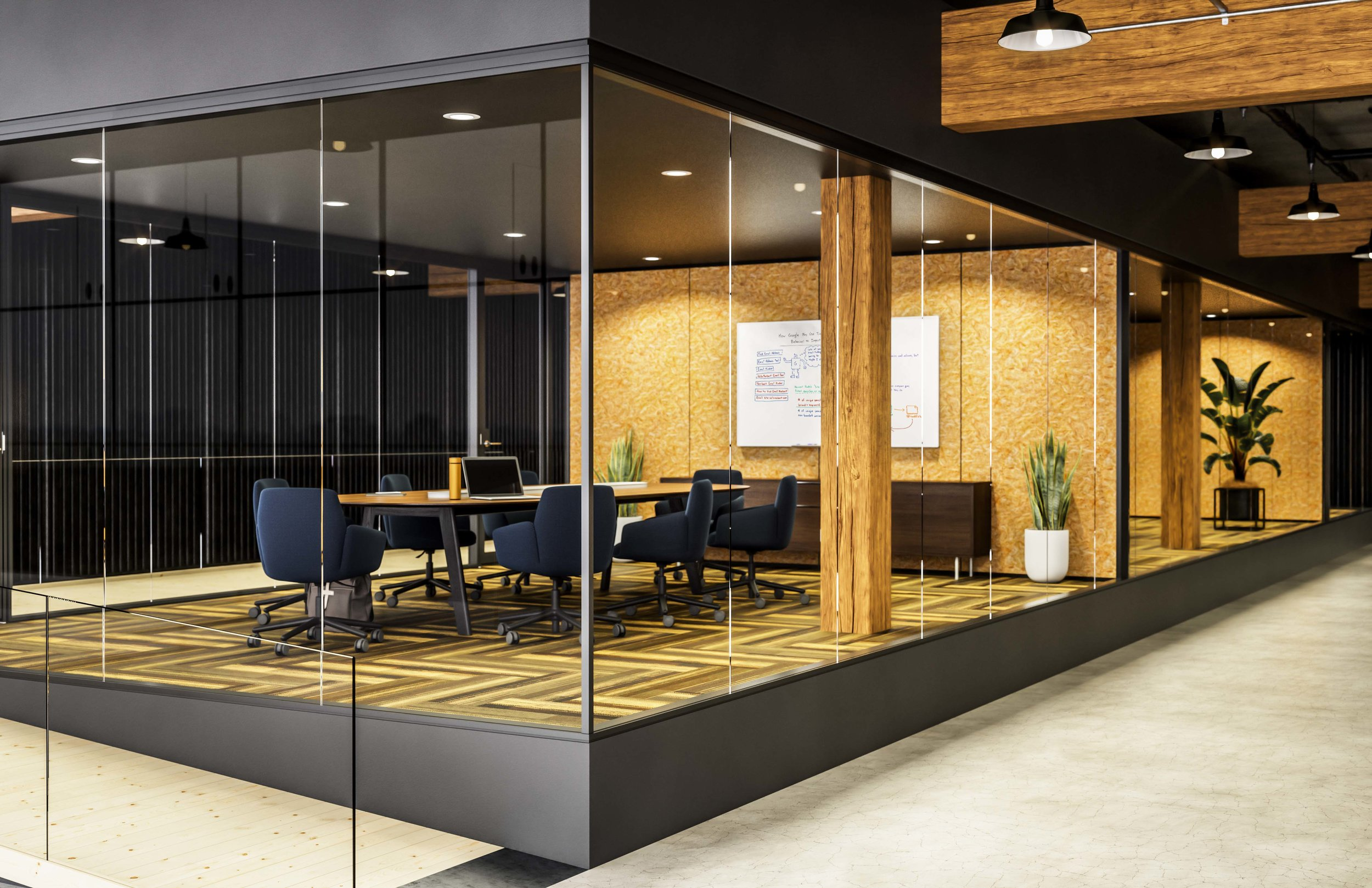 6.98913.0.Enclose Frameless Glass Haworth Moveable Walls with Poppy meeting room 2.jpg