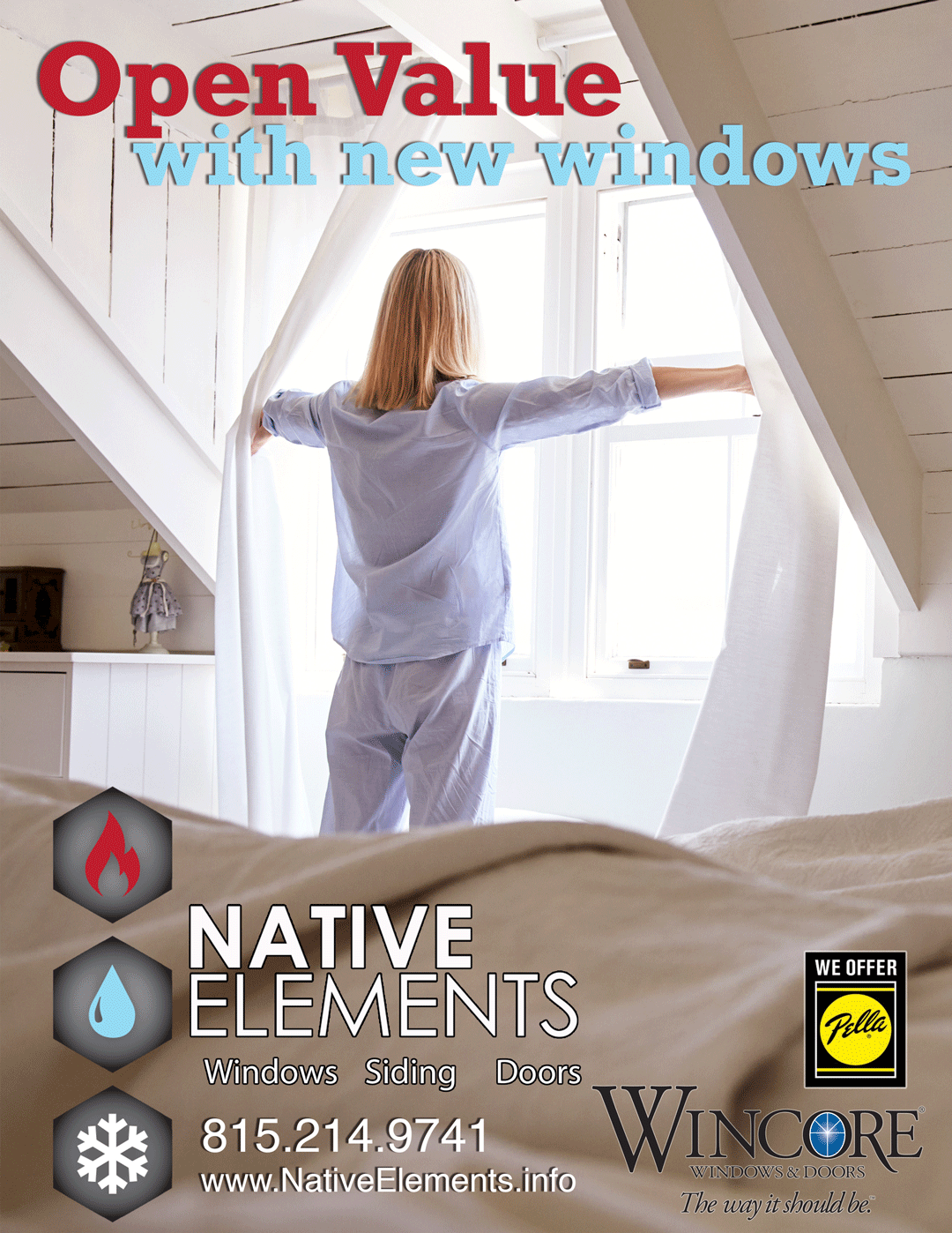 Native Elements   They found us when they started up this company. We helped them build their brand, identify their name, message, voice, look, and create a game plan together to help them quickly and efficiently grown their business.    Services provided:    Brand Concepting: Name, Logo Creation, Voice, Look  Essential Digital Fundamentals (Created & Set Up): Website, Google Business, Facebook, Instagram  Trade Shows: Signage Designed and Printed, Branded Tablecloths, Promotional Items and Giveaways  On Going Marketing Help: Design Ads, Fliers, Door Hangers and consult on marketing strategies.