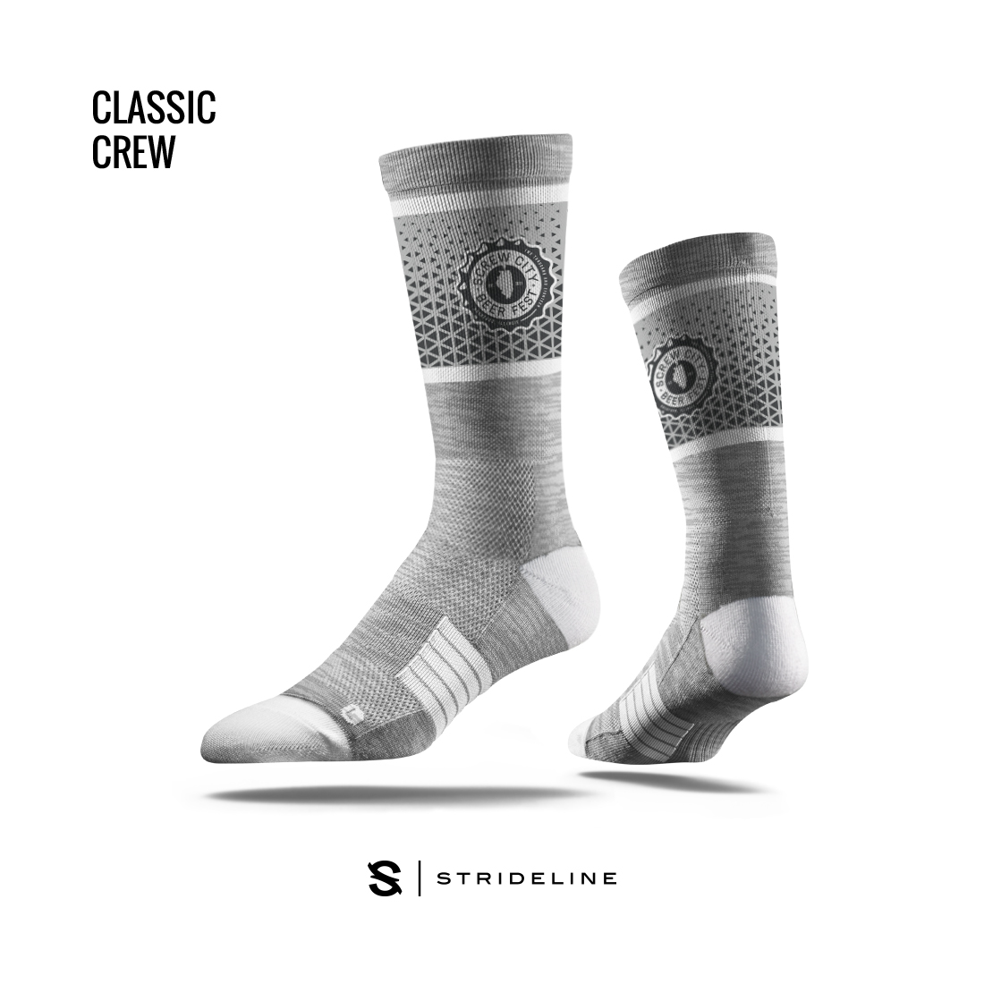 Our Branding Gear can knock your socks off….