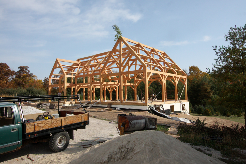 Timberframe Packages
