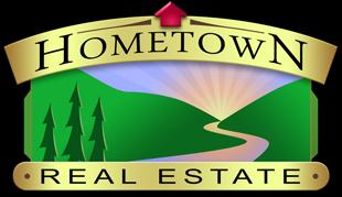 Hometown Real Estate Logo