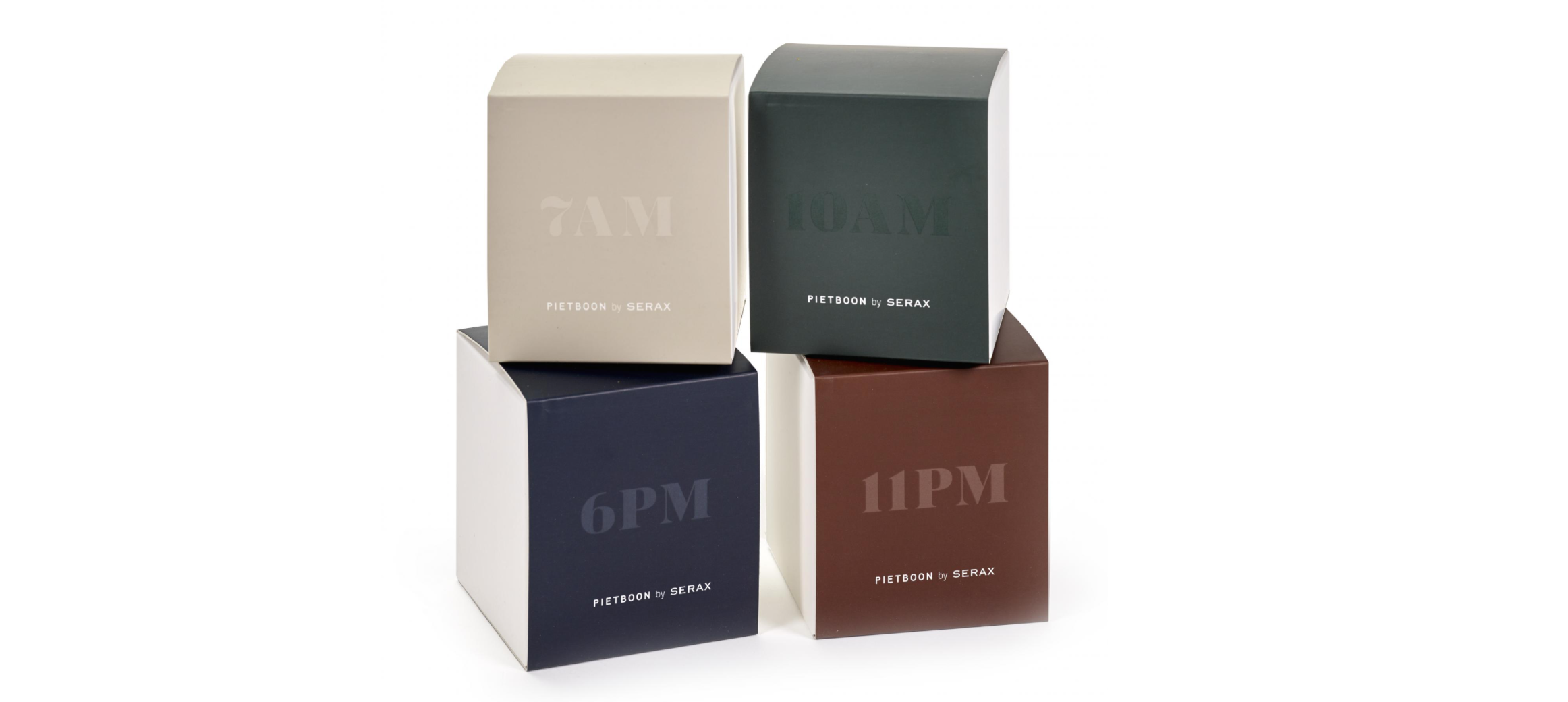 Piet Boon scented candles for Serax