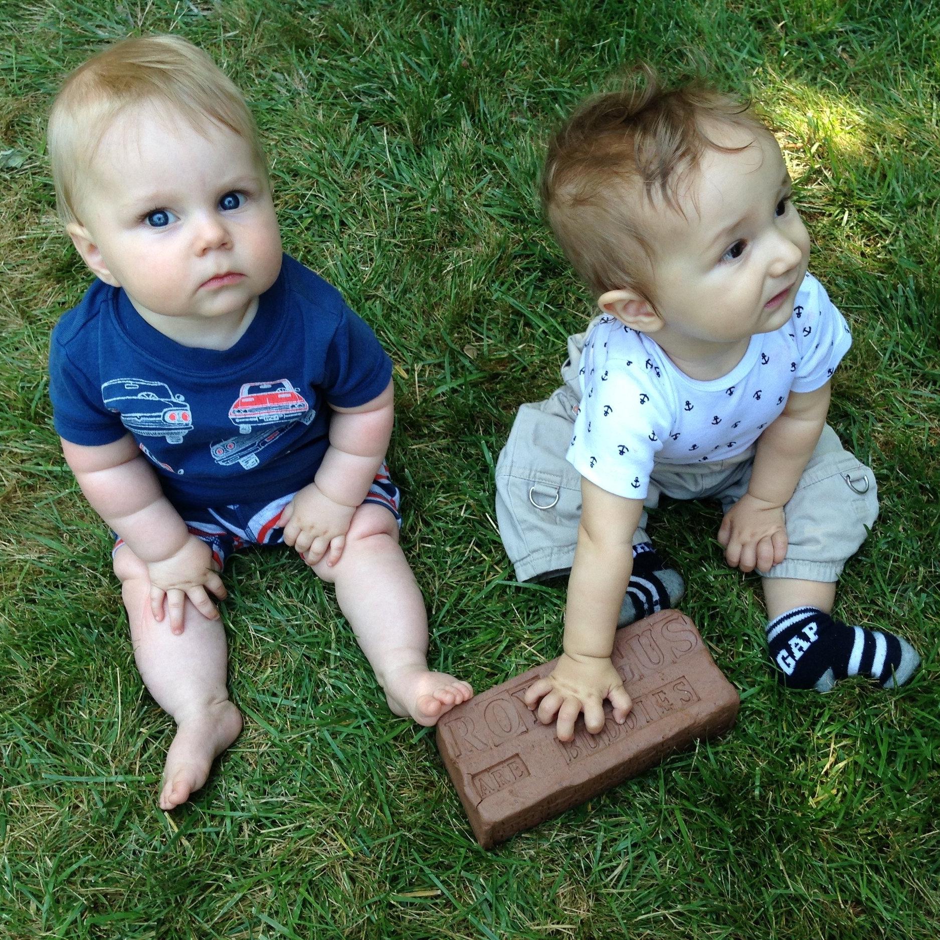 Babies Love Bricks