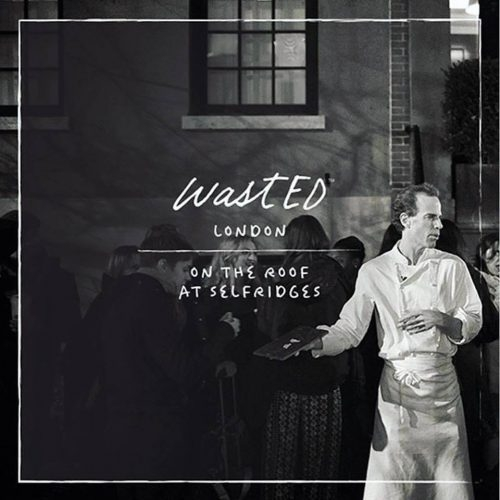 DAN BARBER ELEVATES WASTE AND LEFTOVERS AT HIS PROACTIVE POP-UP - Selfridges gives up its rooftop restaurant (site of Pierre Koffmann's thrice-sold-out comeback) to Dan Barber's revolutionary New York pop-up wastED.(via The Telegraph)