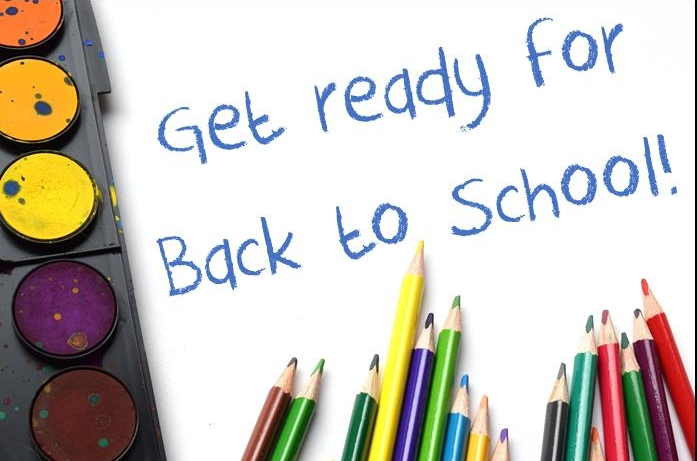 - Get ready for the new school year!