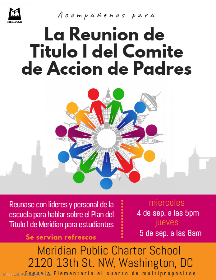 Spanish - Title I Meeting Flyer - Made with PosterMyWall (1).jpg