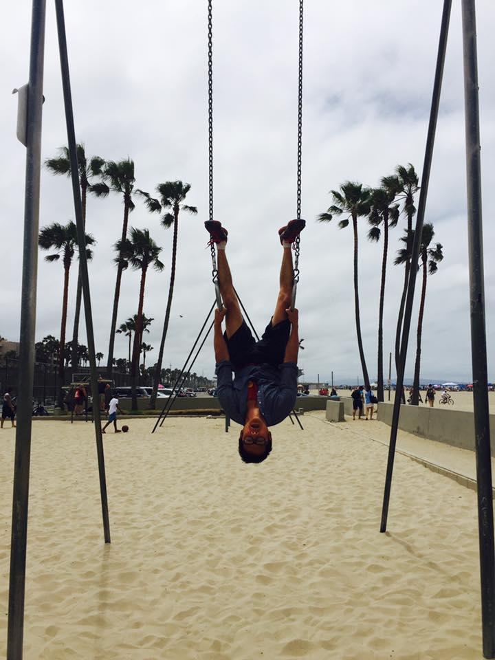 Muscle Beach - Los Angeles