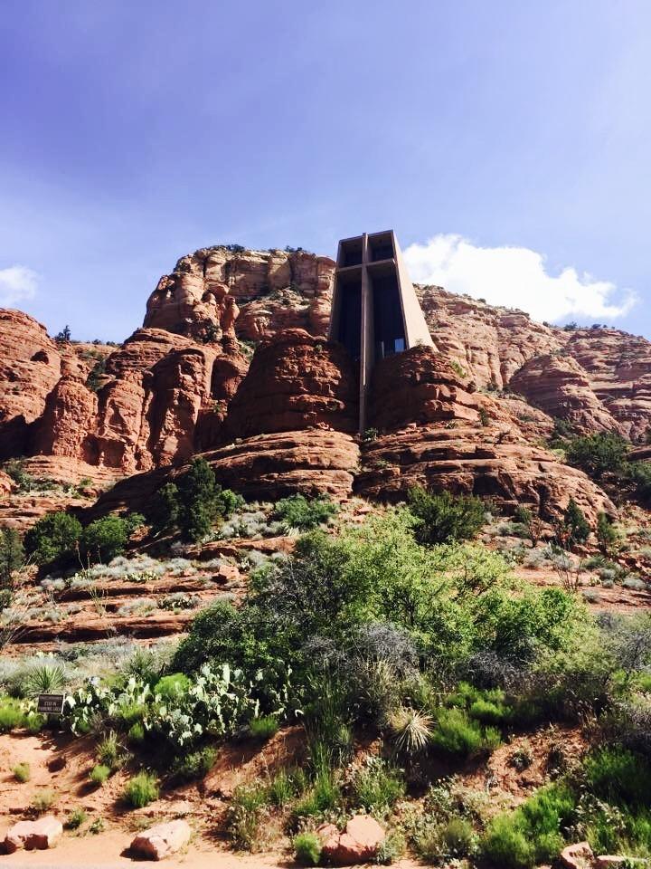 Chapel of the Holy Cross - Sedona, AZ