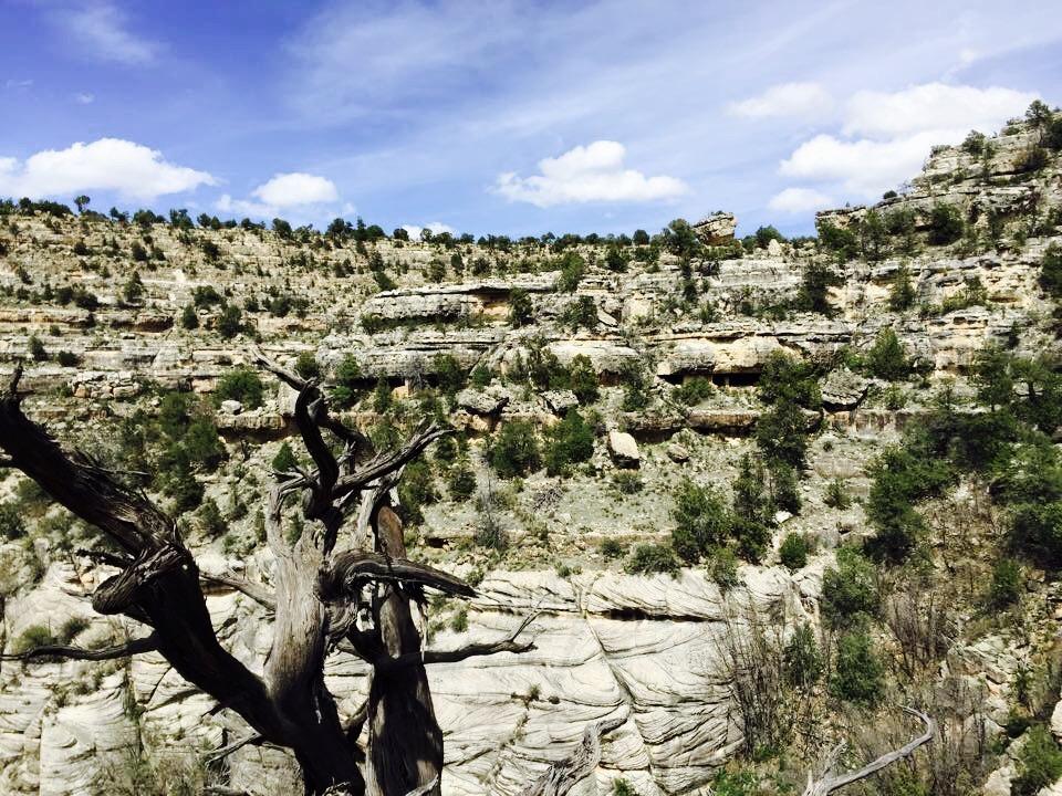 Walnut Canyon - Arizona