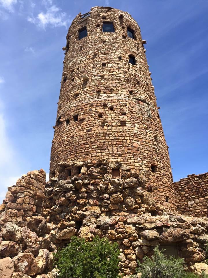 Desert View Watchtower - Grand Canyon