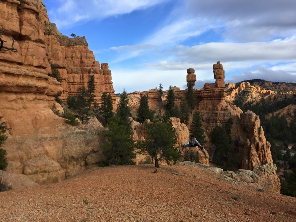 Red Canyon - Dixie National Forest - Utah