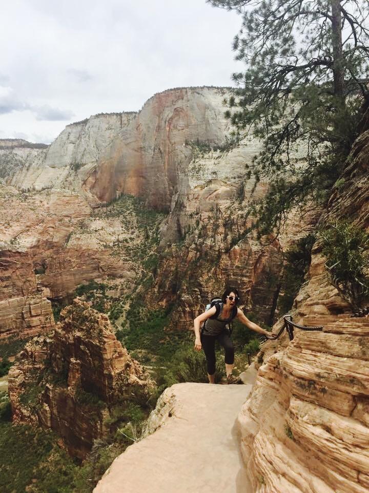 Angel's Landing - Zion National Park