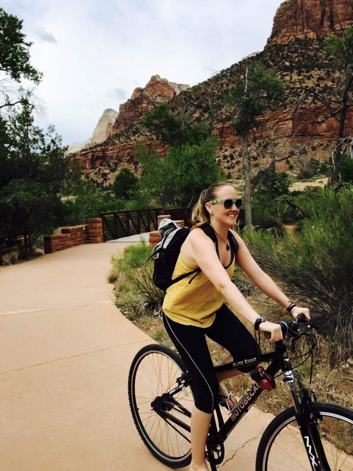 Pa'rus Trail - Zion National Park