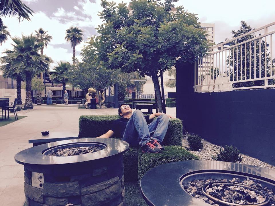 Downtown Las Vegas Firepits