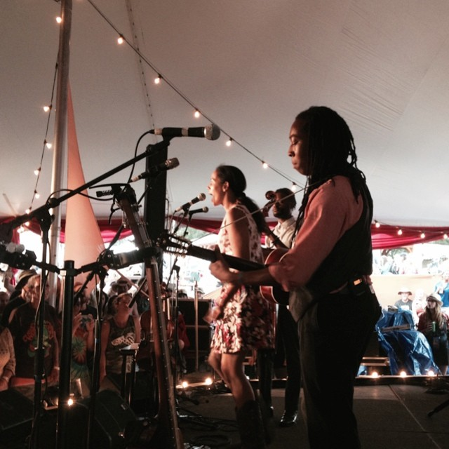 The Carolina Chocolate Drops - one of my favorite Floyd Fest Bands.