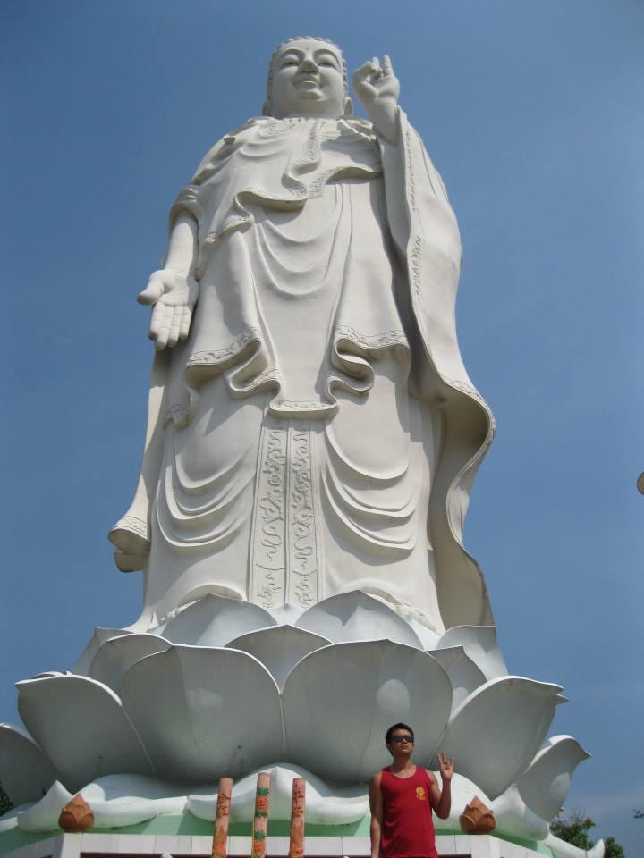 Vinh Trang Temple Buddha Vietnam