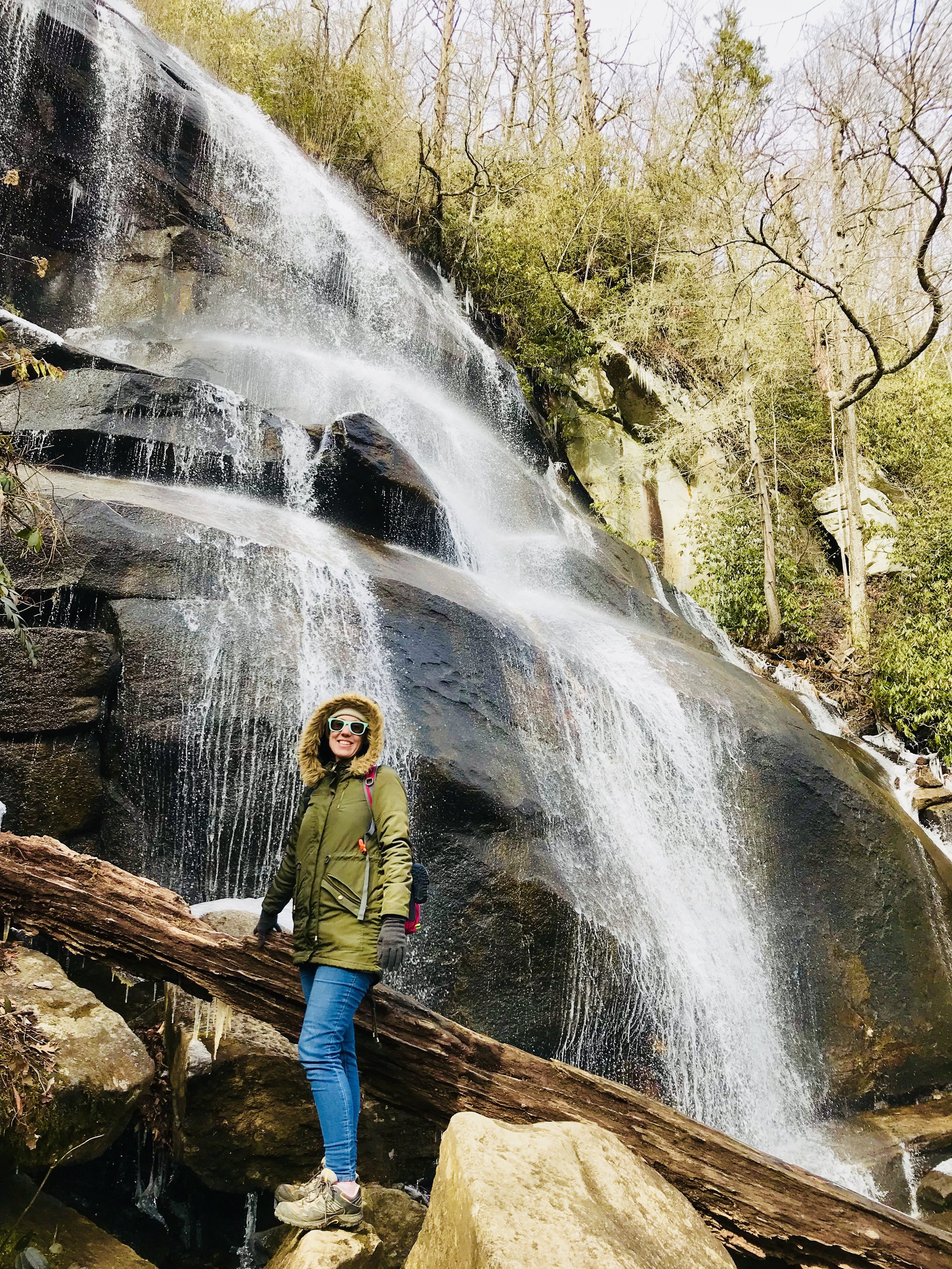 Daniel's Ridge Falls