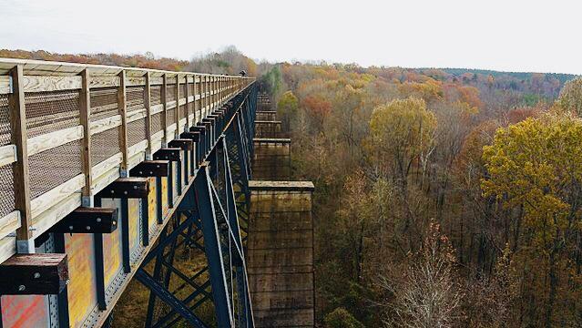 High Bridge Trail State Park, Virginia