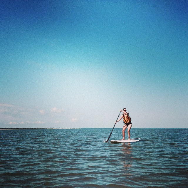 Chincoteague SUP Board