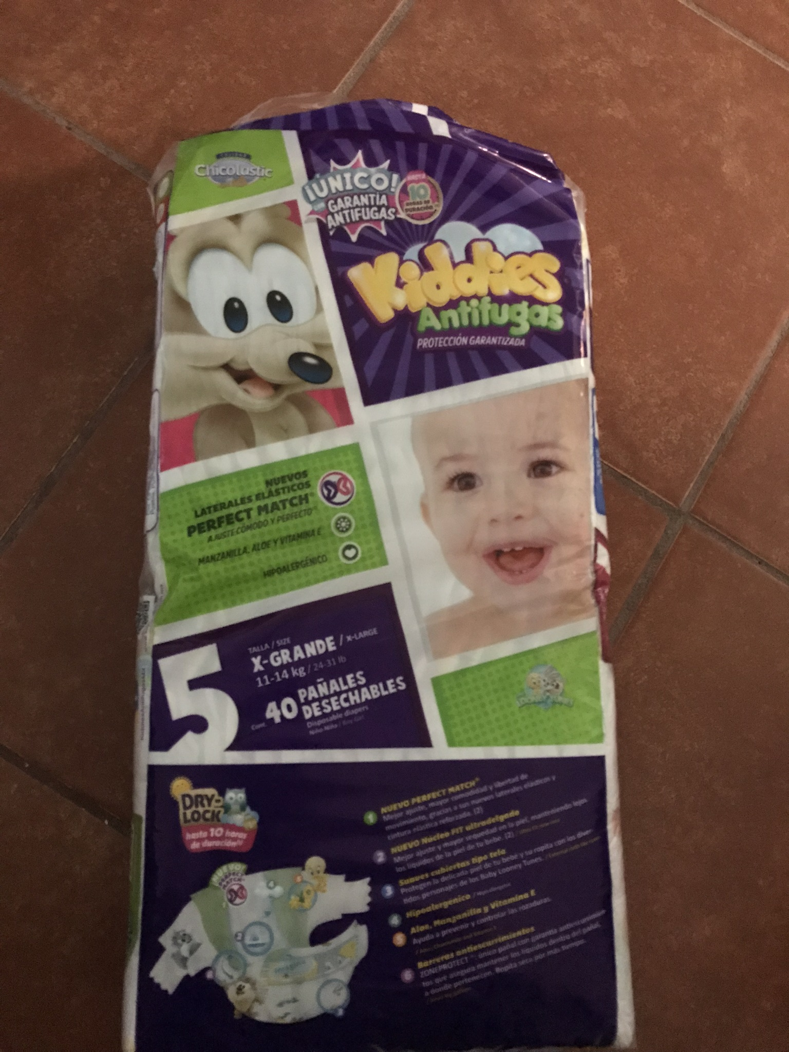 Mexican Diapers