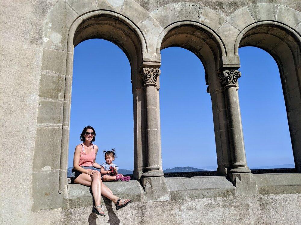 Montserrat Spain with Kids