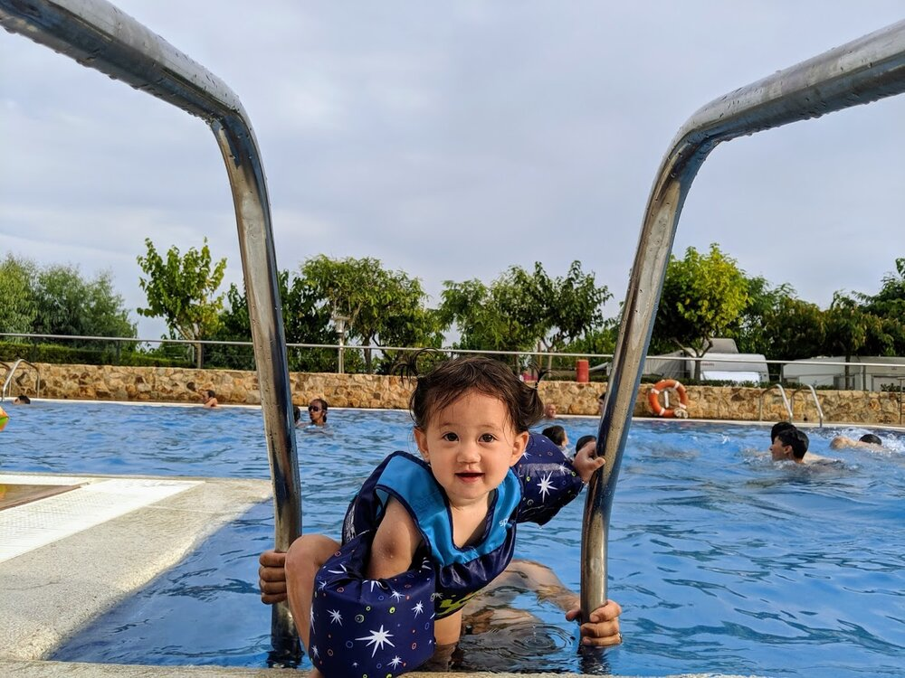 Malgrat de Mar with Kids