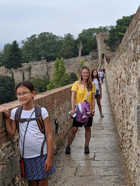 Girona Spain with Kids