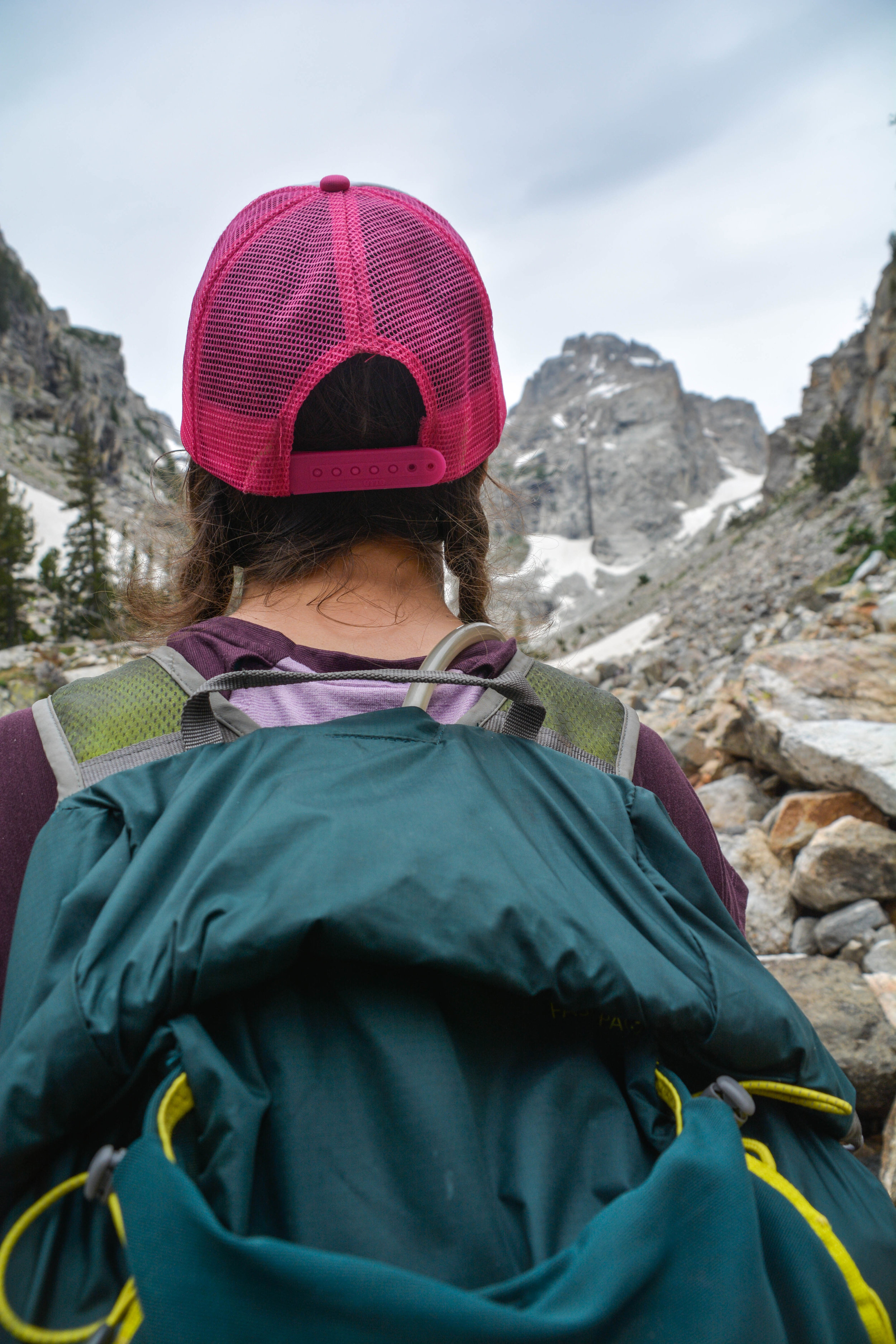 The Teton Range -