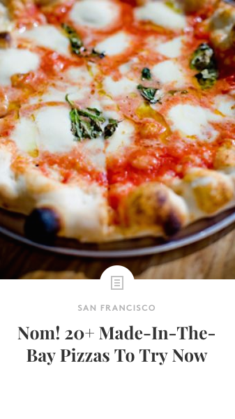 best-pizza-bay-area