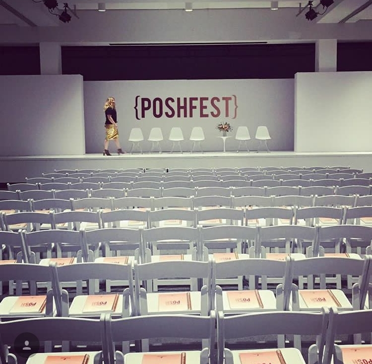 PoshFest, Poshmark's annual conference. 2016's event was hosted in downtown Los Angeles with over 200 attendees.